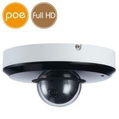 Dome camera IP PoE PTZ - Full HD (1080p) - SONY Ultra Low Light - Zoom 3X