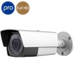 HD camera SAFIRE - Full HD - 1080p - 2 Megapixel - Zoom 2.8-12mm - IR 40m