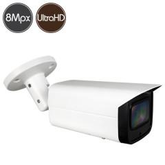 Telecamera HDCVI - 8 Megapixel Ultra HD 4K - Ottica motorizzata 3.7-11mm - IR 80m