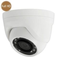Telecamera dome HD - Full HD - 1080p - 2 Megapixel - IR 25m