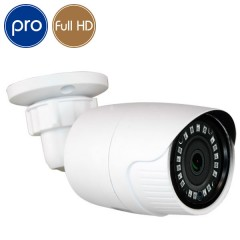 HD camera - Full HD - 1080p - 2 Megapixel - Ultra Low Light - IR 20m