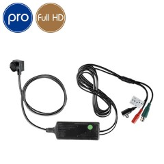 HD microcamera PRO - Full HD - 1080p SONY - 2 Megapixel - Low Light