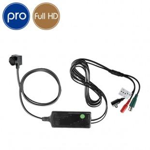 Microcamera HD PRO - Full HD - 1080p SONY - 2 Megapixel - Low Light