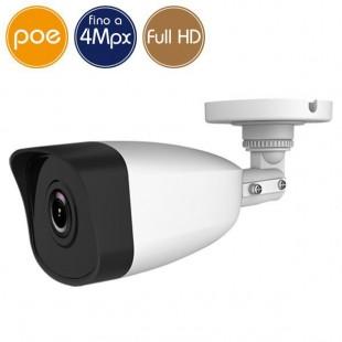 Camera IP SAFIRE PoE - 4 Megapixel / Full HD (1080p) - IR 30m