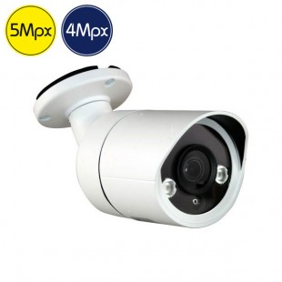 HD camera - 5 4 Megapixel - IR 30m