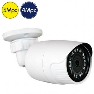 Telecamera HD - 5 e 4 Megapixel - IR 20m