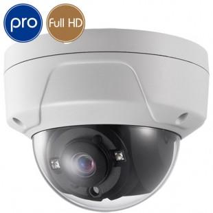 Telecamera dome HD SAFIRE - Full HD - Ultra Low Light - 2 Megapixel - IR 20m