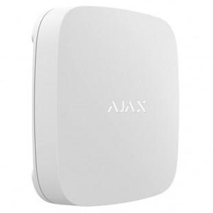 Rilevatore di inondazione wireless Ajax bianco