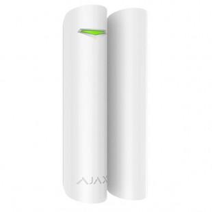 Contatto magnetico wireless Plus Ajax per Porte e Finestre bianco
