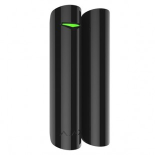 DoorProtect Plus via radio wireless Ajax black
