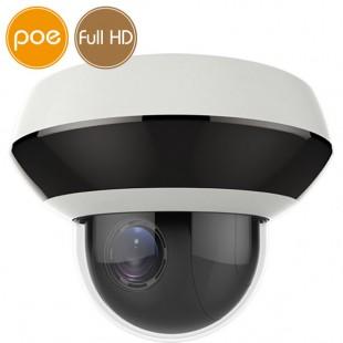 Telecamera IP SAFIRE PoE PTZ - Full HD - Zoom 4X - IR 20m