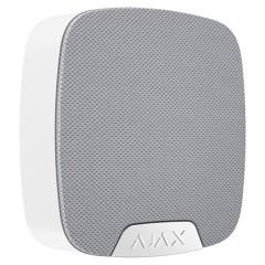 Sirena per interni wireless Ajax bianca