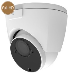 HD dome camera - Full HD - 1080p - 2 Megapixel - IR 30m