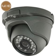 Dome HD camera - Full HD - 1080p - 2 Megapixel - IR 20m