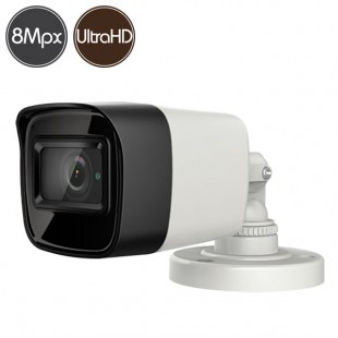 Telecamera HD SAFIRE - 8 Megapixel Ultra HD 4K - IR 30m