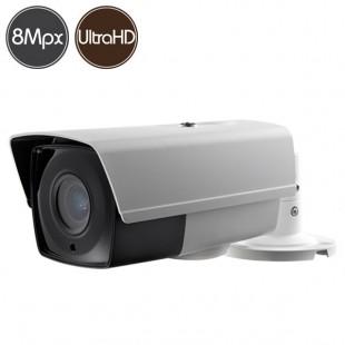 Telecamera HD SAFIRE - 8 Megapixel Ultra HD 4K - Ottica motorizzata 2.7-13.5mm - IR 80m
