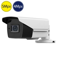 HDTVI camera SAFIRE - 5 Megapixel - Motorized lens 2.8-12mm - IR 40m