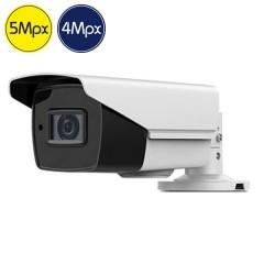 Telecamera HD SAFIRE - 5 e 4 Megapixel - Ottica motorizzata 2.7-13.5mm - IR 40m