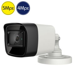 Telecamera HD SAFIRE - 5 e 4 Megapixel - Ultra Low Light - IR 30m