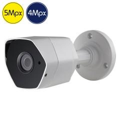 HD camera SAFIRE - 5 Megapixel - IR 20m