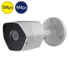Telecamera HD SAFIRE - 5 e 4 Megapixel - IR 20m