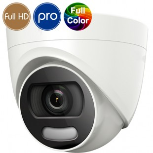 Telecamera dome HD SAFIRE  a colori di notte - Full HD - 2 Megapixel - IR 20m