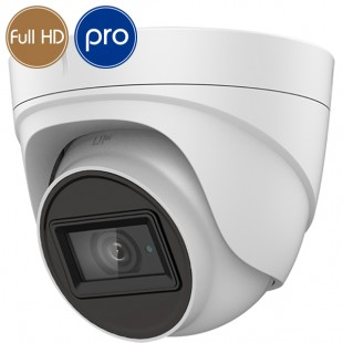 Telecamera dome HD SAFIRE - Full HD - Ultra Low Light - 2 Megapixel - IR 50m