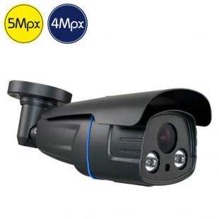 Telecamera HD - 5 e 4 Megapixel - Ultra Low Light - motorizzata 2.7-13.5mm - IR 60m