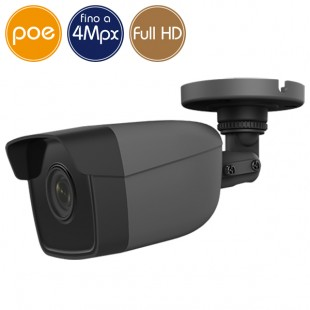 Telecamera IP SAFIRE PoE - 4 Megapixel / Full HD (1080p) - IR 30m