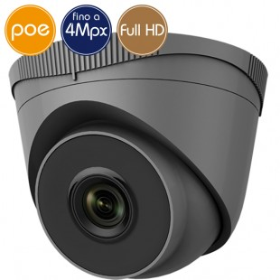 Camera dome IP SAFIRE PoE - 4 Megapixel / Full HD (1080p) - IR 30m
