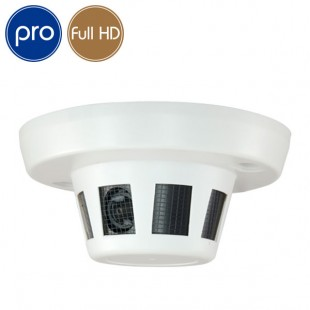HD camera PRO smoke detector - Full HD - 1080p SONY - 2 Megapixel