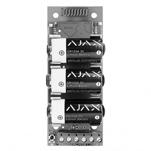 Ajax wireless module to connect third-party sensors