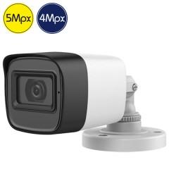 Telecamera HD SAFIRE - 5 e 4 Megapixel - Microfono - IR 30m