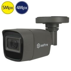 HD camera SAFIRE - 5 Megapixel - Mic - IR 30m