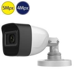 Telecamera HD SAFIRE - 5 e 4 Megapixel - Wide - IR 20m
