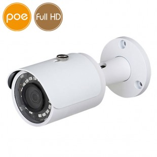Camera IP PoE - Full HD (1080p) - IR 30m