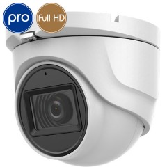 HD dome camera SAFIRE - Full HD - 2 Megapixel - Mic - IR 30m
