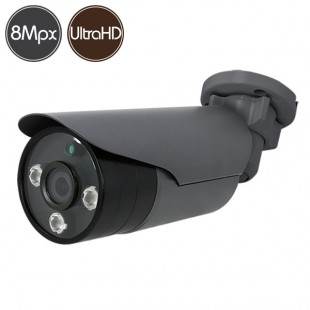 Telecamera HD - Ultra HD 4K - SONY Ultra Low Light - motorizzata 3.3-12mm - IR 50m