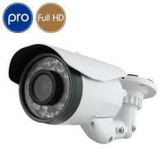 Telecamera HD PRO - Full HD - 1080p SONY - 2 Megapixel - Zoom 5-50mm - IR 100m