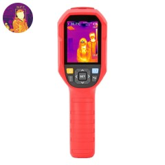 Portable thermographic camera Measurement of body temperature - USB PC
