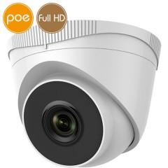 Telecamera dome IP SAFIRE PoE - Full HD (1080p) - Microfono - IR 30m