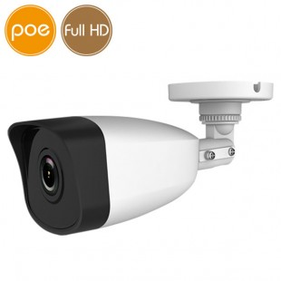 Camera IP SAFIRE PoE - Full HD (1080p) - Mic - IR 30m