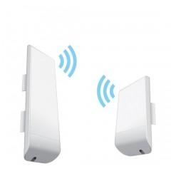 KIT wireless per telecamere digitali in esterno/interno