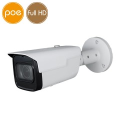 Camera IP PoE - Full HD - SONY Ultra Low Light - Motorized 2.7-13.5mm - IR 60m