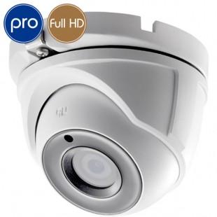 Telecamera dome HD SAFIRE - Full HD - Ultra Low Light - 2 Megapixel - IR 30m