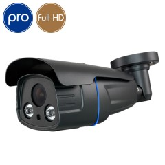 HD camera ZOOM PRO - Full HD - SONY Ultra Low Light - Zoom motorized - IR 60m