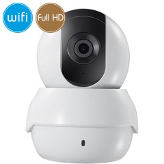Telecamera IP WiFi SAFIRE PT - 2 Megapixel / Full HD (1080p) - IR 10m