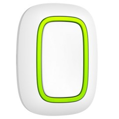 Wireless panic and smart button Ajax white