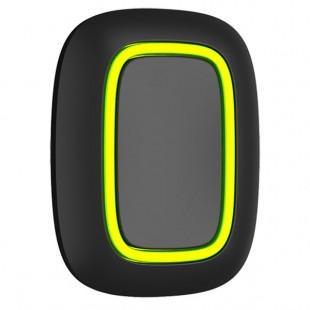 Pulsante antipanico wireless smart button Ajax nero