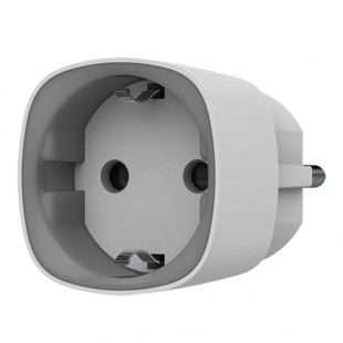 Wireless socket smart Ajax white